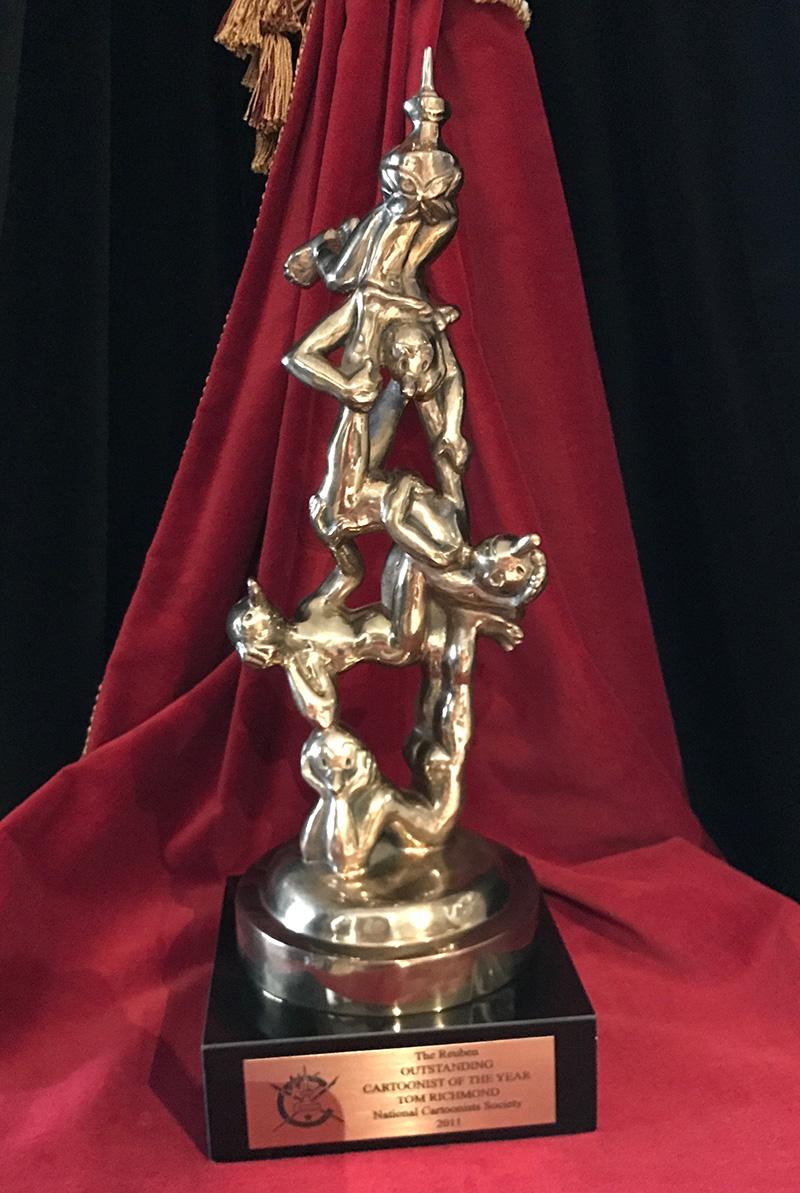 Image result for the reuben award